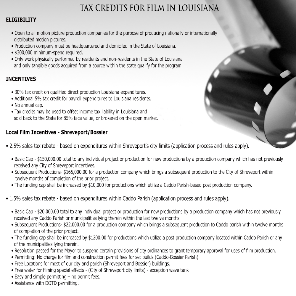 Tax Credit Draft